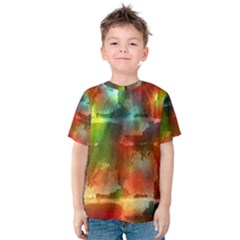 Peeled wall                         Kid s Cotton Tee