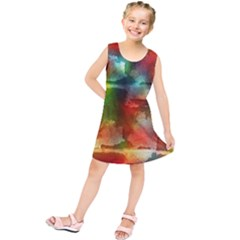 Peeled wall                        Kid s Tunic Dress
