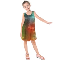 Peeled wall                        Kid s Sleeveless Dress