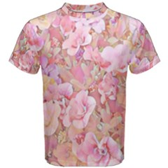 Lovely Floral 36a Men s Cotton Tee