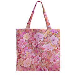 Lovely Floral 36a Grocery Tote Bag