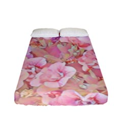 Lovely Floral 36a Fitted Sheet (Full/ Double Size)