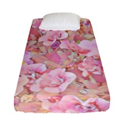 Lovely Floral 36a Fitted Sheet (Single Size)