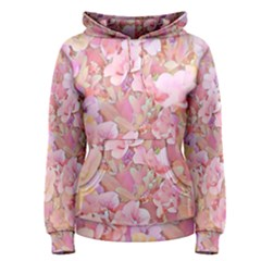 Lovely Floral 36a Women s Pullover Hoodie