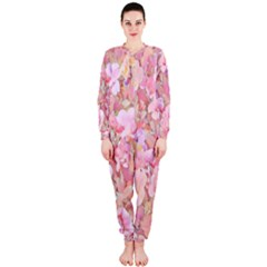 Lovely Floral 36a OnePiece Jumpsuit (Ladies)
