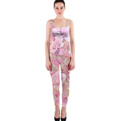 Lovely Floral 36a OnePiece Catsuit