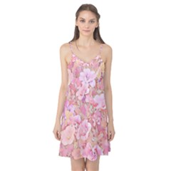 Lovely Floral 36a Camis Nightgown