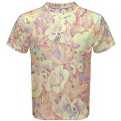 Lovely Floral 36b Men s Cotton Tee