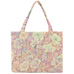 Lovely Floral 36b Mini Tote Bag
