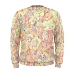 Lovely Floral 36b Men s Sweatshirt