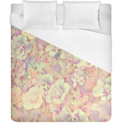 Lovely Floral 36b Duvet Cover (California King Size)