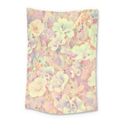 Lovely Floral 36b Small Tapestry