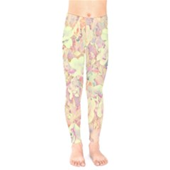 Lovely Floral 36b Kids  Legging