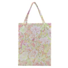 Lovely Floral 36c Classic Tote Bag