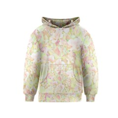 Lovely Floral 36c Kids  Pullover Hoodie