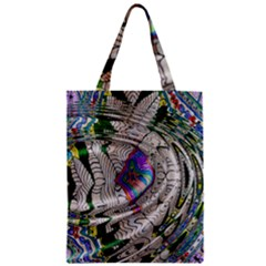 Water Ripple Design Background Wallpaper Of Water Ripples Applied To A Kaleidoscope Pattern Classic Tote Bag