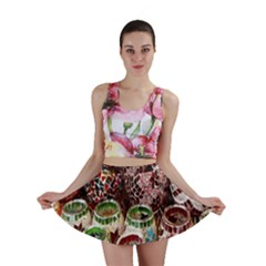 Colorful Oriental Candle Holders For Sale On Local Market Mini Skirt