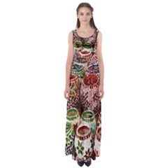 Colorful Oriental Candle Holders For Sale On Local Market Empire Waist Maxi Dress