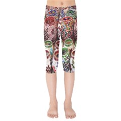 Colorful Oriental Candle Holders For Sale On Local Market Kids  Capri Leggings