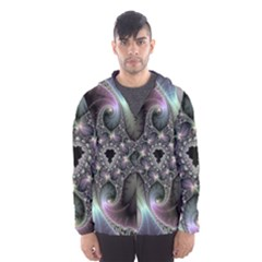 Precious Spiral Hooded Wind Breaker (Men)