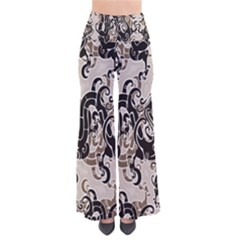 Dragon Pattern Background Pants