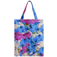 Tulips Floral Pattern Classic Tote Bag