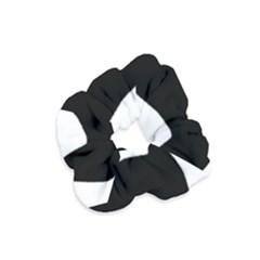 Greyhound Silhouette Velvet Scrunchie