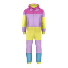 Aporagender Hooded Jumpsuit (Kids)