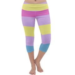 Aporagender Capri Yoga Leggings