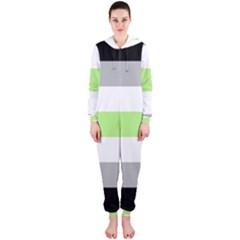 Agender Hooded Jumpsuit (Ladies)