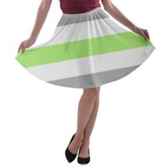 Agender A-line Skater Skirt