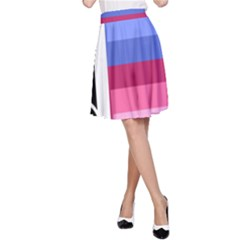 adult baby diaper lover A-Line Skirt