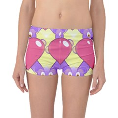 Cartoon Bear Bg Boyleg Bikini Bottoms