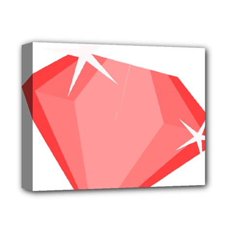 Ruby Deluxe Canvas 14  x 11