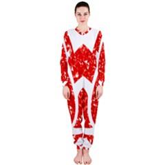 Ruby Lotus OnePiece Jumpsuit (Ladies)