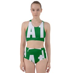 Autostrada A1 Bikini Swimsuit Spa Swimsuit