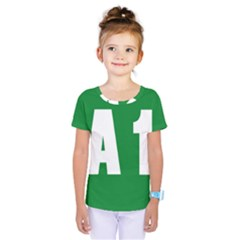 Autostrada A1 Kids  One Piece Tee