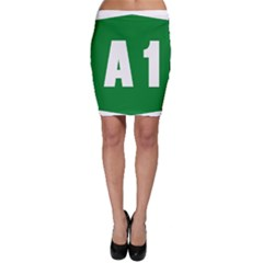 Autostrada A1 Bodycon Skirt