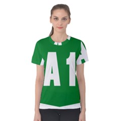 Autostrada A1 Women s Cotton Tee