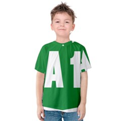 Autostrada A1 Kids  Cotton Tee