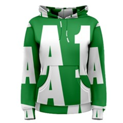 Autostrada A1 Women s Pullover Hoodie