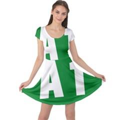 Autostrada A1 Cap Sleeve Dresses