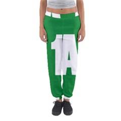 Autostrada A1 Women s Jogger Sweatpants