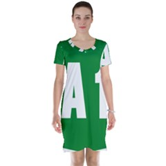 Autostrada A1 Short Sleeve Nightdress