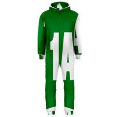 Autostrada A1 Hooded Jumpsuit (Men)