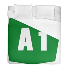 Autostrada A1 Duvet Cover (Full/ Double Size)