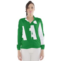 Autostrada A1 Wind Breaker (Women)