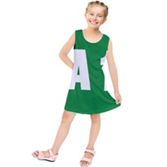 Autostrada A1 Kids  Tunic Dress