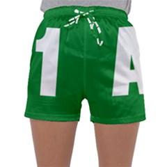 Autostrada A1 Sleepwear Shorts