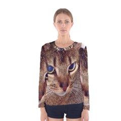 Abyssinian 2 Women s Long Sleeve Tee